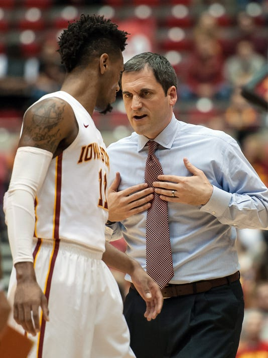 NCAA Basketball: Arkansas-Pine Bluff at Iowa State