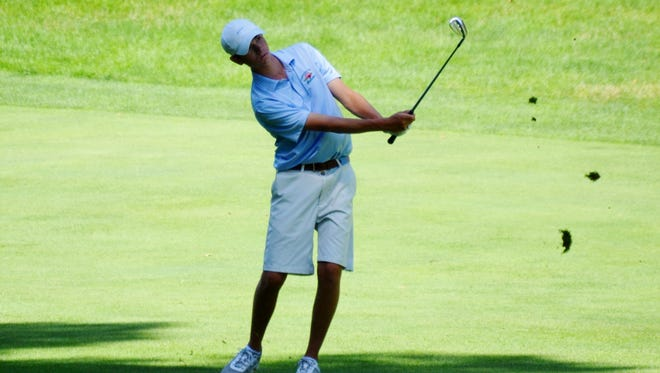 Valhalla's Matt Minerva, a sophomore at Iona Prep, is one of two locals competing in the U.S. Junior Amateur July 18-23 at The Honors Course in Ooltewah, Tenn.