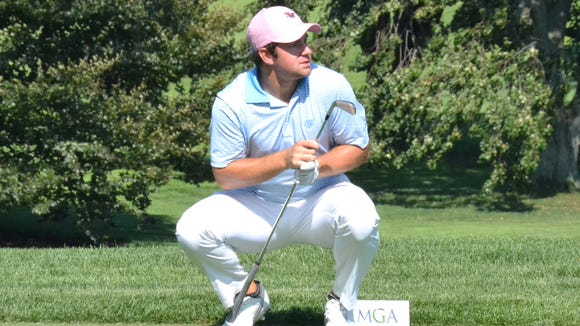 Cameron Young is in match play at the U.S. Amateur