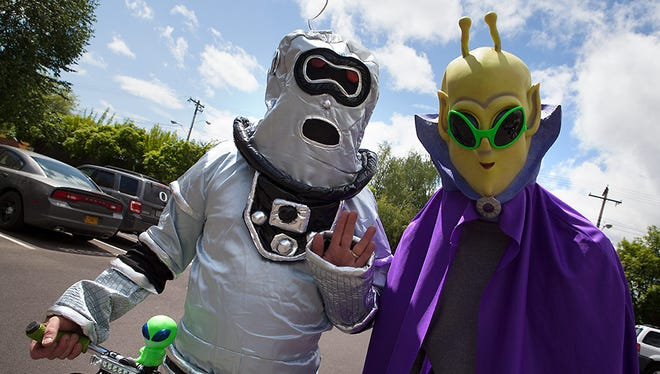 The McMenamins UFO Festival brings together visitors from every walk of life to enjoy out-of-this-world fun.