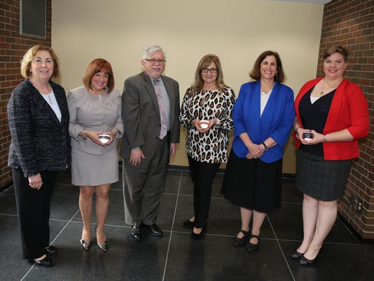 MCC faculty excellence awards