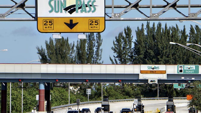 Florida Turnpike officials have already responding to the pandemic by using electronic payments at entrance and exits.
