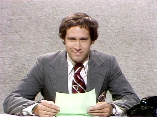 Chevy Chase Slams Saturday Night Live As Worst Humor In The World
