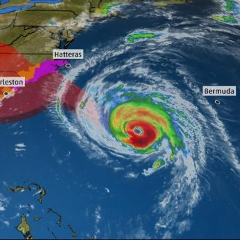 Hurricane Florence: Fort Campbell 'standing ready' to assist in relief efforts