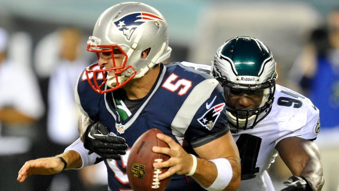 Could new Eagles QB Tim Tebow stick on the Eagles roster as a two-point specialist?