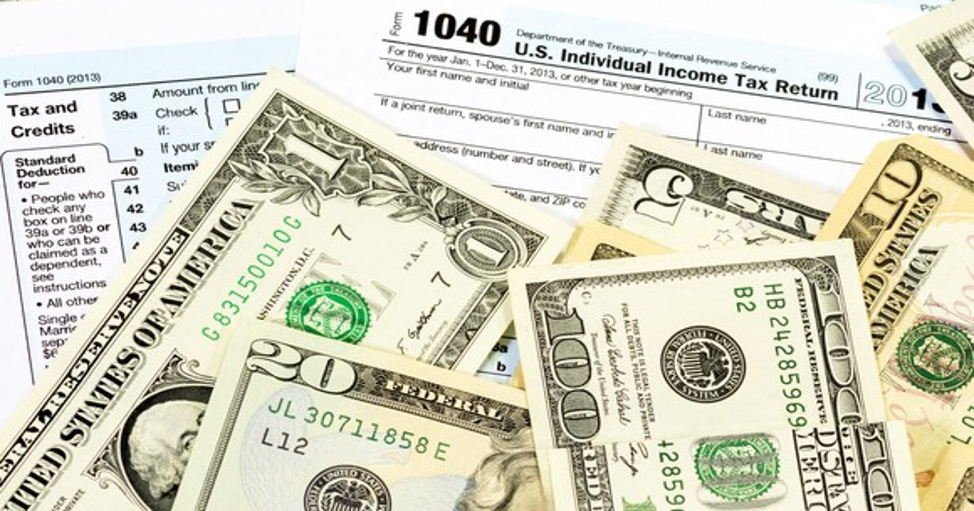 What's the average American's tax rate?