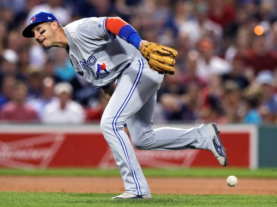 Troy Tulowitzki.