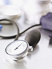 Ideal blood pressure for an adult is 120/80 or lower.