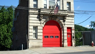 Yonkers fire Station 10 at 573 Saw Mill River Road.