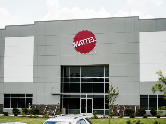 Mattel Brings Jobs To New Distribution Center Near Lickdale