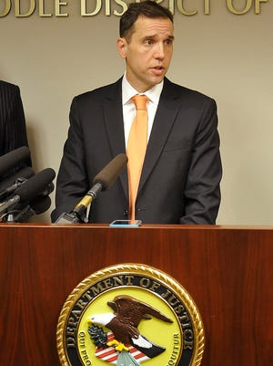 Acting U.S. Attorney for the Middle District of Tennessee Jack Smith.