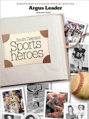 South Dakota Sports Heroes