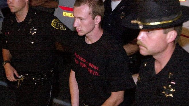 David Sweat was convicted of first-degree murder for killing Broome County sheriff's deputy Kevin J. Tarsia in 2002.