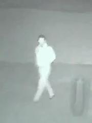 Unknown white male suspect wanted in Hattiesburg auto burglary