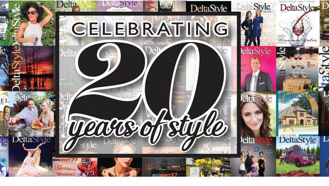 Join DeltaStyle for its 20th Birthday Bash May 22.