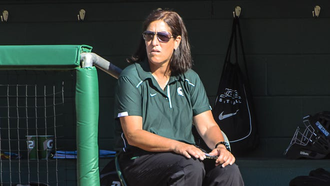 MSU softball coach Jacquie Joseph
