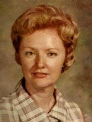 Virginia Crossno, former home economics teacher at