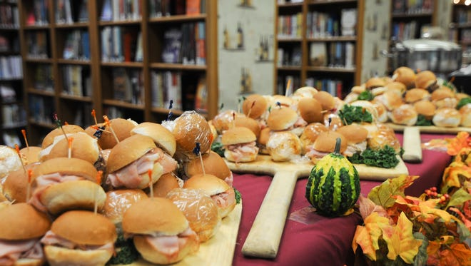 Glen Rock's Taste of the Valley is Friday, Nov. 3.