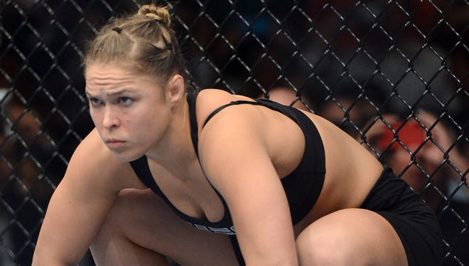 UFC women's bantamweight champion Ronda Rousey will defend her title against Sara McMann at UFC 170 on Feb. 22 in Las Vegas.