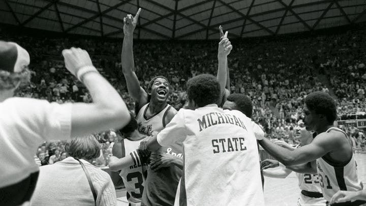 From the Archives: MSU's1979 NCAA basketball championship
