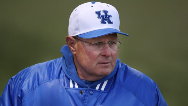Mississippi State announced former Kentucky head coach Gary Henderson as its new pitching coach on Saturday