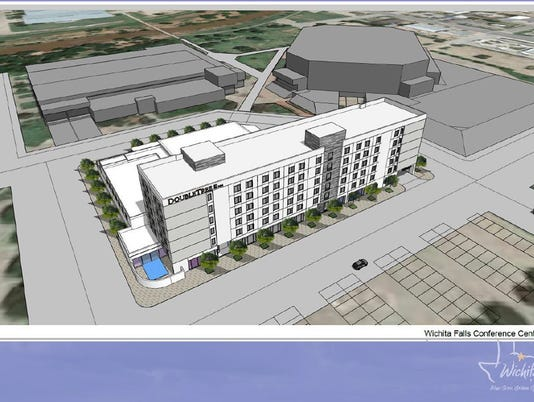 MPEC Hotel Project Rendering