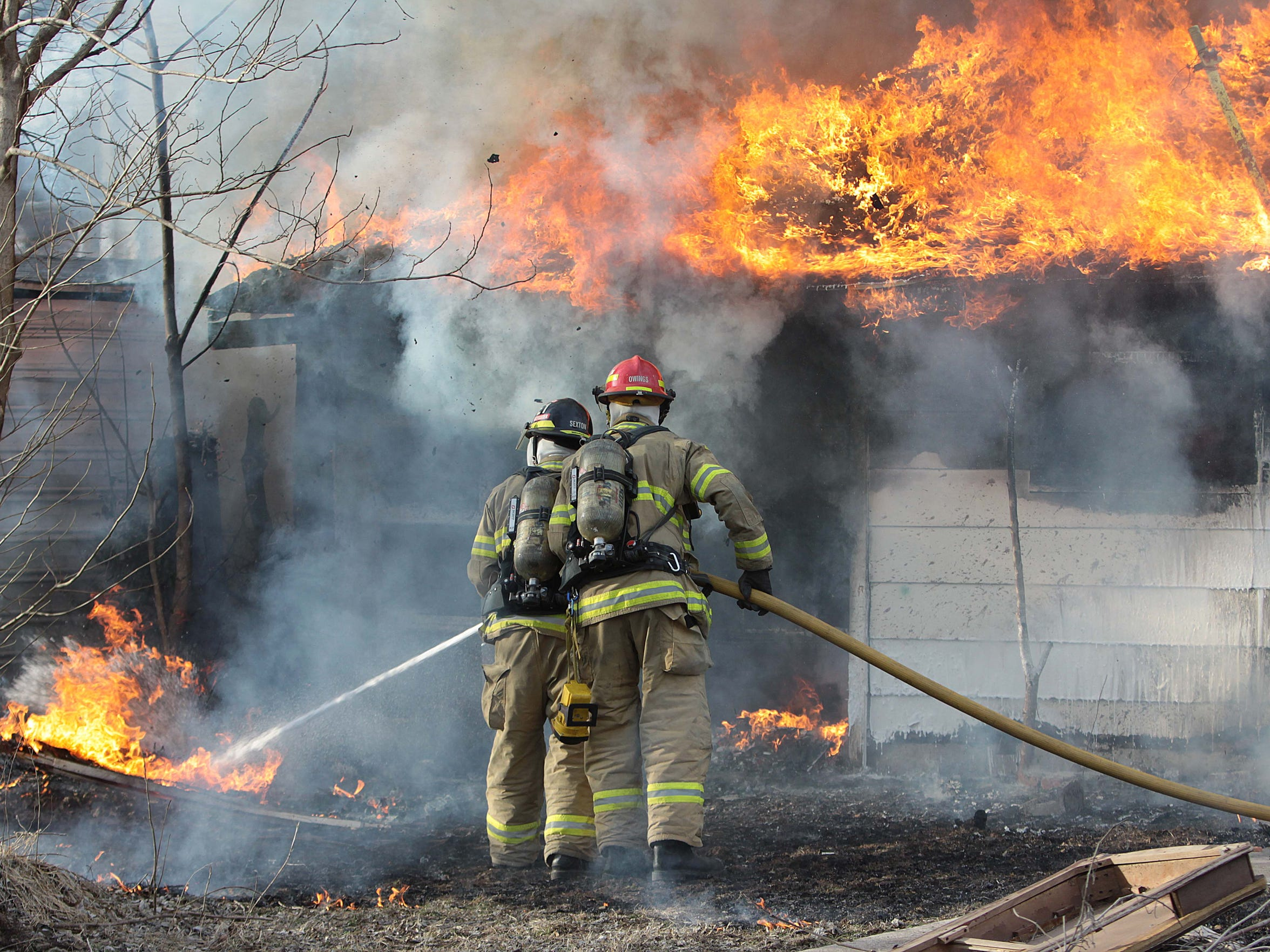 Springfield police and firefighters agreed to pay for