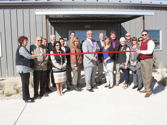 Concho Resources Inc. ribbon cutting