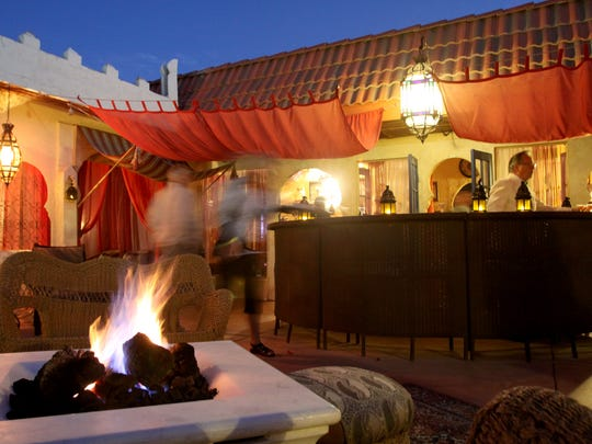 The El Morocco Inn and Spa will be one of 10 stops on the annual Healing Waters Spa Tour on Thursday night in Desert Hot Springs.