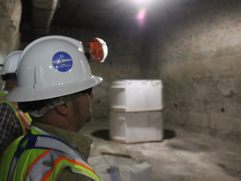 WIPP: Contract awarded for air system at nuclear repository