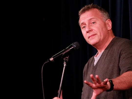 "Paul Reiser on returning to stand-up: ""It slowly builds"