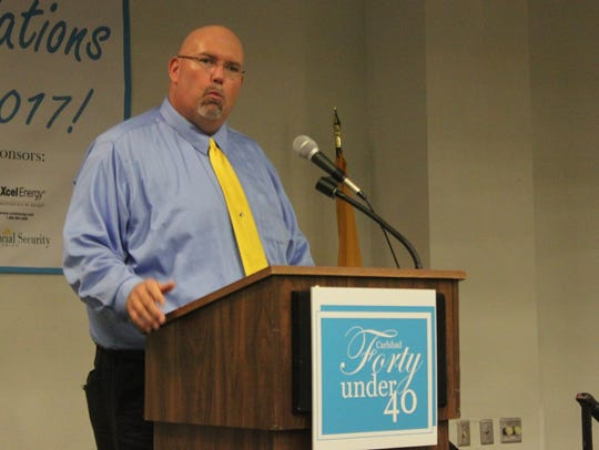 Jeff Campbell, director of marketing and business development