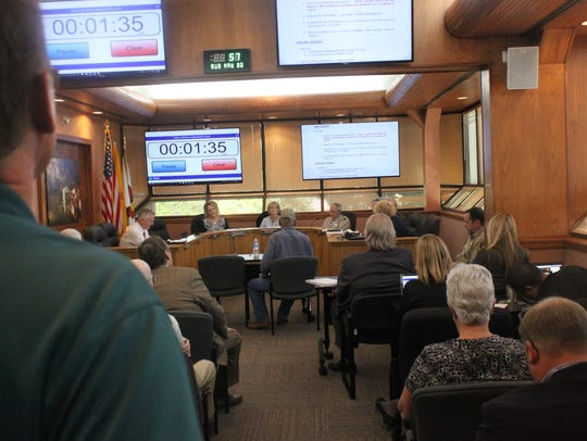Eddy County commissioners hear from concerned citizens