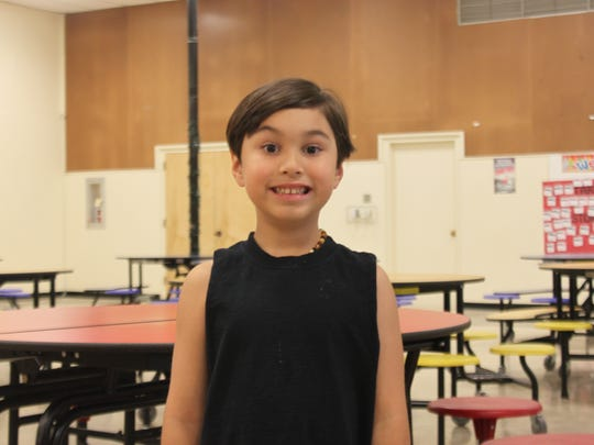 Jonah Rostro has been selected to attend JMA as a kindergartner.