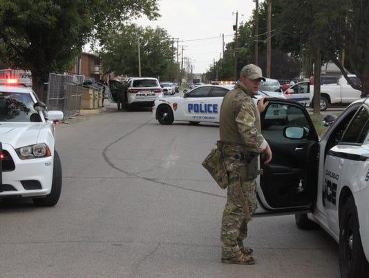 5th street standoff