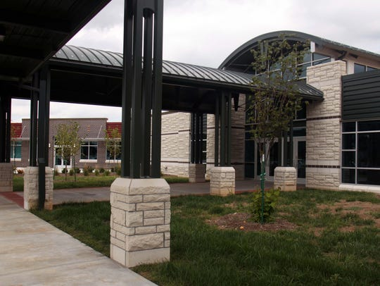 In 2009, the David Harrison Elementary School opened