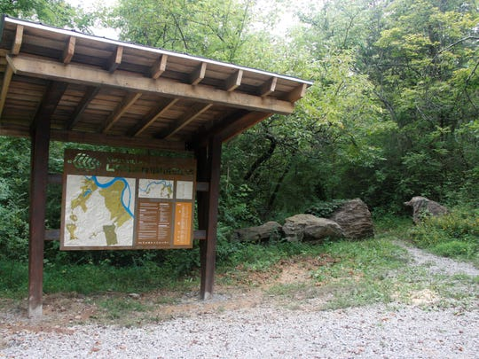 South Knoxville's William Hastie Park offers 85.19 acres of land and 4 miles of trails.