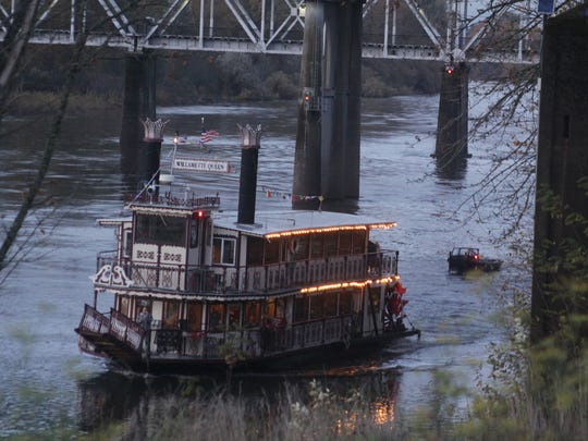 Willamette Queen will host a grand reopening excursion cruise on Saturday, April 6.