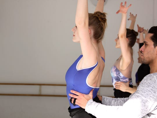 Indianapolis Ballet will begin its debut residency