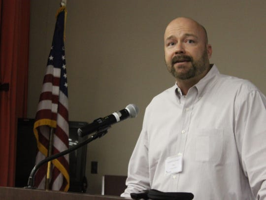 NMDOT District 2 Engineer Timothy Parker discusses