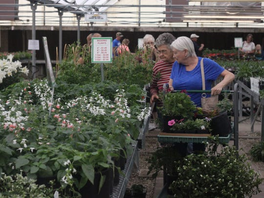 CARC residents, and volunteers were on-hand for the