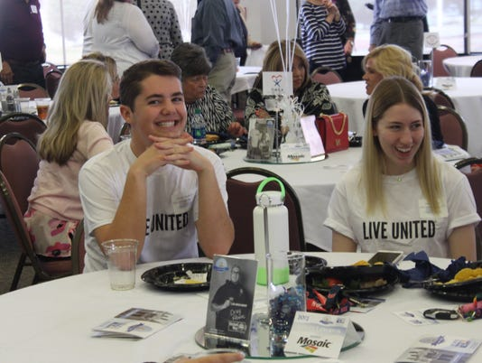 United Way Lunch
