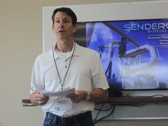 Sendero President Clay Bretches discusses the natural