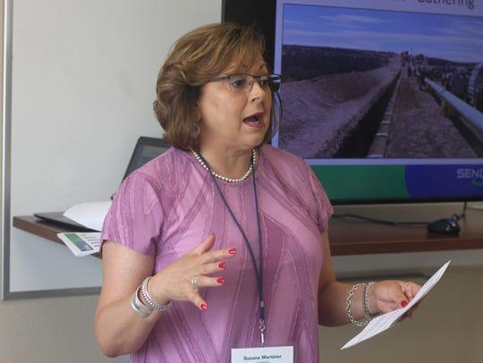 New Mexico Gov. Susana Martinez explains why she supports