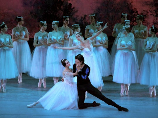 The Russian National Ballet