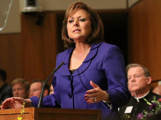 Gov. Susana Martinez says student achievement in New Mexico is at an all-time high and continues to improve.