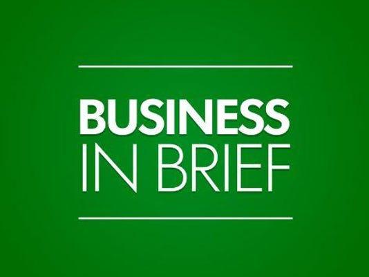 Local Business Briefs