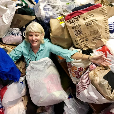 Ms. Cheap and 2017 T-shirt drive for Room in the...