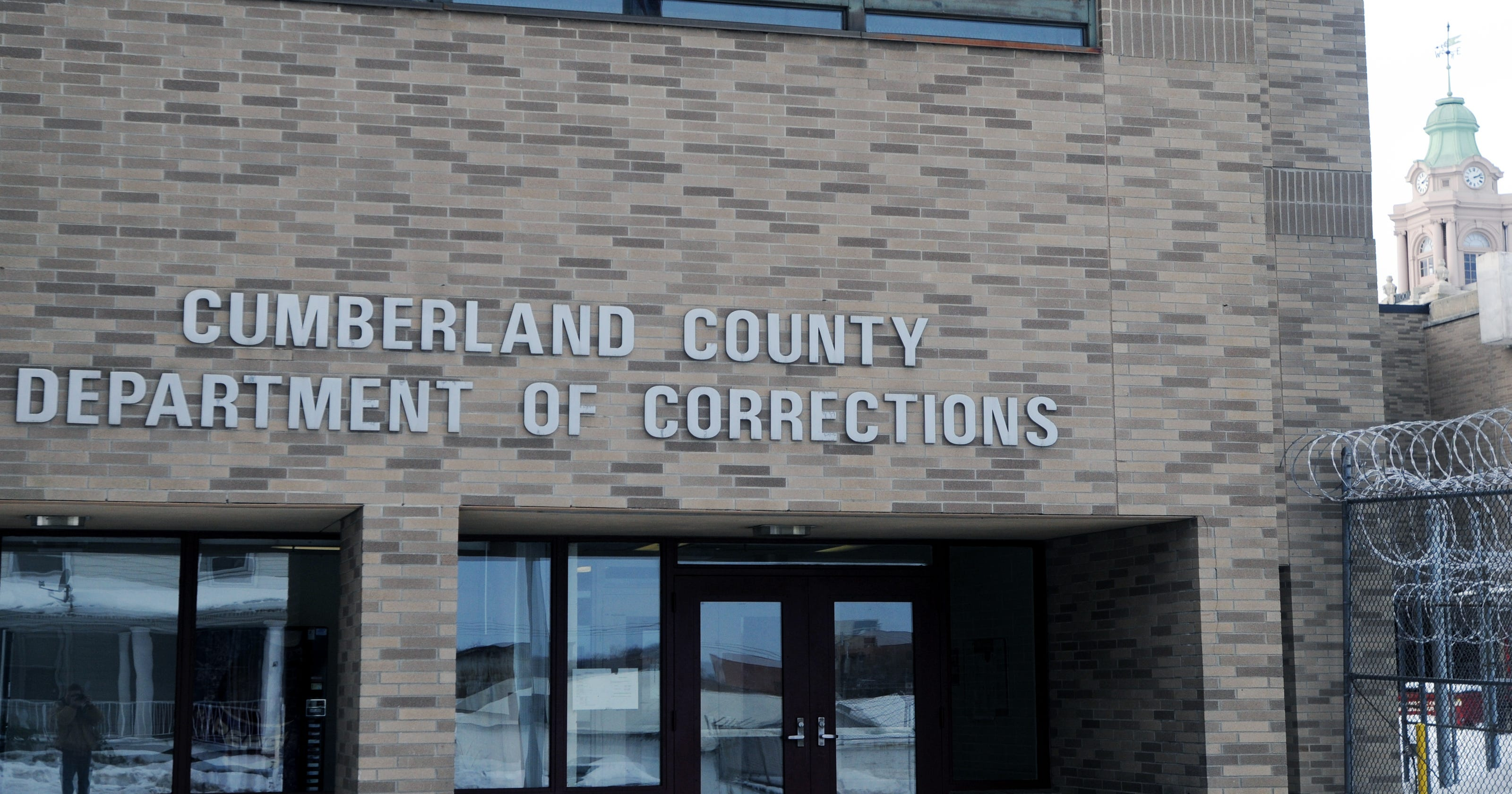 Cumberland County Jail officers forced inmate to have sex, suit says