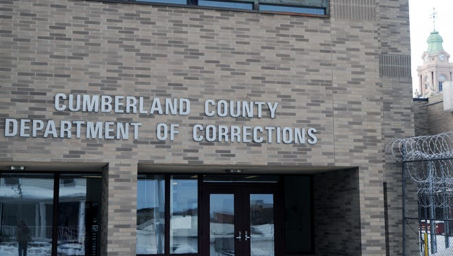 Cumberland County Department of Corrections.